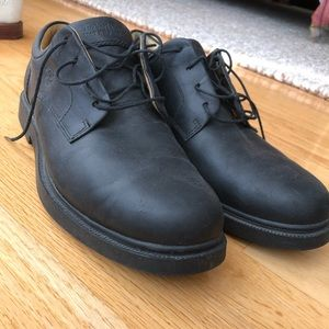 Waterproof Timberland Black shoes